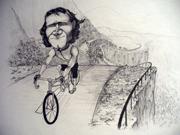 Ukázka karikatura